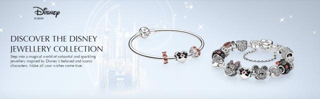 Disney Pandora Home Page