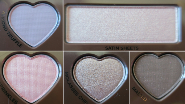 too-faced-chocolate-swatches-first-row