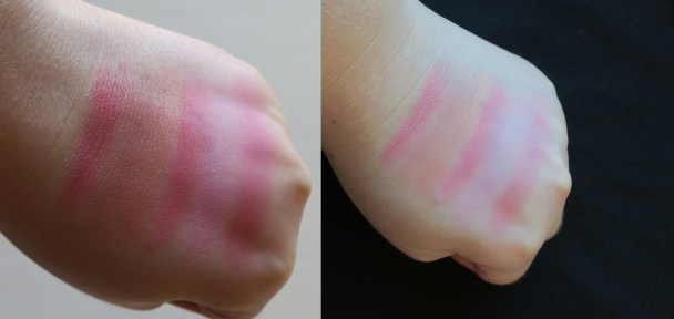 Too Faced blushes all_sides