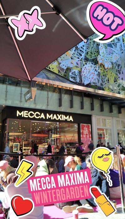 Mecca Snapchat Filter