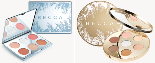 Becca Holiday 2017 ToT
