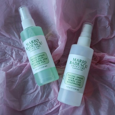 Mario Badescu Facial Spray With Aloe Amy Adores Makeup